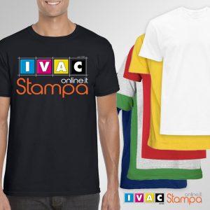 Gadget Personalizzati T-Shirt Uomo