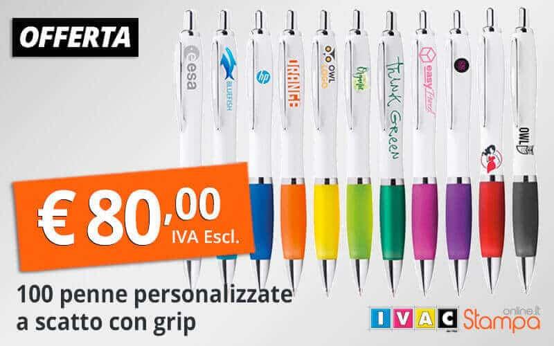 Offerta Penne Personalizzate